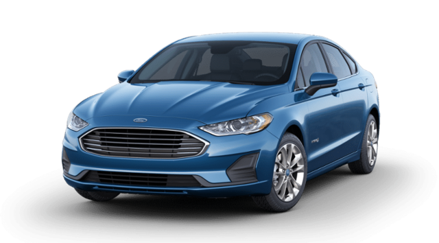 New 2019 Ford Fusion Hybrid SE Sedan 3FA6P0LU0KR214807 in Rochester, New York, at West Herr Ford of Rochester